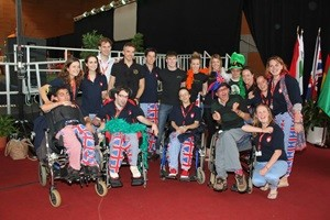 Neįgaliems sportininkams - didesnė valstybės parama